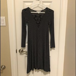 american eagle soft and sexy comfy dress